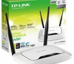 TP-Link Беспроводной маршрутизатор TL-WR841N